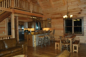 Our cabin in ohio is a luxury log cabin rental located for Northeast ohio cabin rentals
